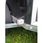 Cheval Liberte Horse Trailer Side Clear Marker Light Lens