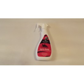 Horse Trailer Horsebox Disinfectant & Bacterial Killer Cleanser