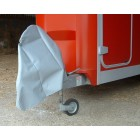 Horse Trailer Hitch Security Protection Cover