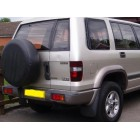 Isuzu Trooper Spare Wheel Cover