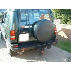 Land Rover Discovery Spare Wheel Cover