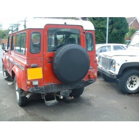 Land Rover 90 and 110 Defender Spare Wheel Cover