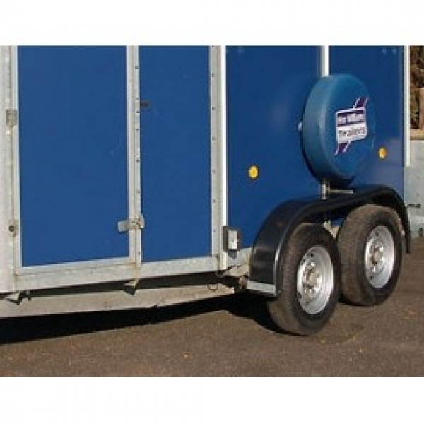 Ifor Williams 510 Horse Trailer Front Facing Side Marker