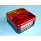 Horse Trailer Rear Square Light Units Pairs