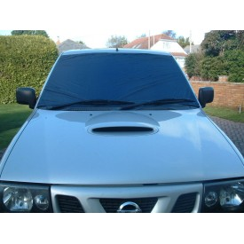Nissan Teranno Land Rover 4x4 Windscreen Frost Cover