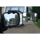 Horse Trailer Caravan Towing Mirror for 4 x 4 MPV