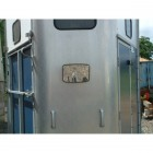 Ifor Williams 510 Horse Trailer Hitching Mirror