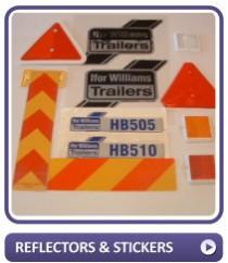 Reflectors & Stickers