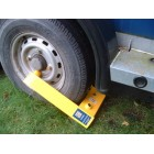 Ifor Williams Horse Trailer Insurance Approved Wheel Clamp