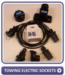 Towing Electrics, Sockets